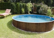 Can You Bury An Above Ground Pool?