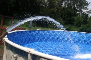 How Much to Fill Above Ground Pool?