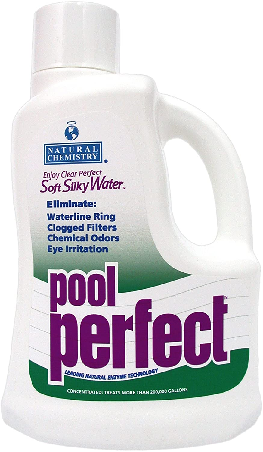 Natural Chemistry 3121 Pool Perfect Concentrate Pool Water Cleaner