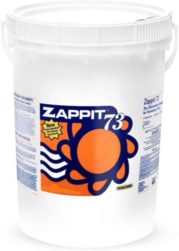 Zappit 73% Cal Hypo Pool Shock