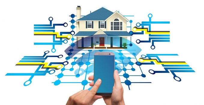 Smart homes connect devices to you