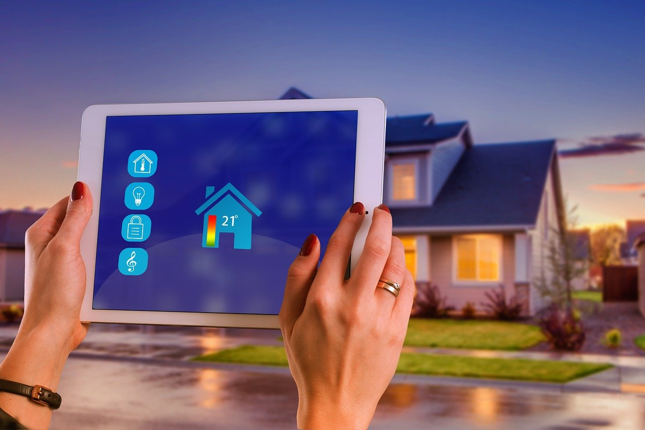 Smart phones and pads can connect smart devices to your home