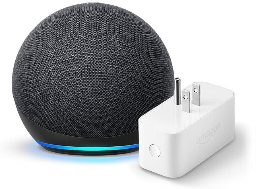 Photo of echo dot smart plug