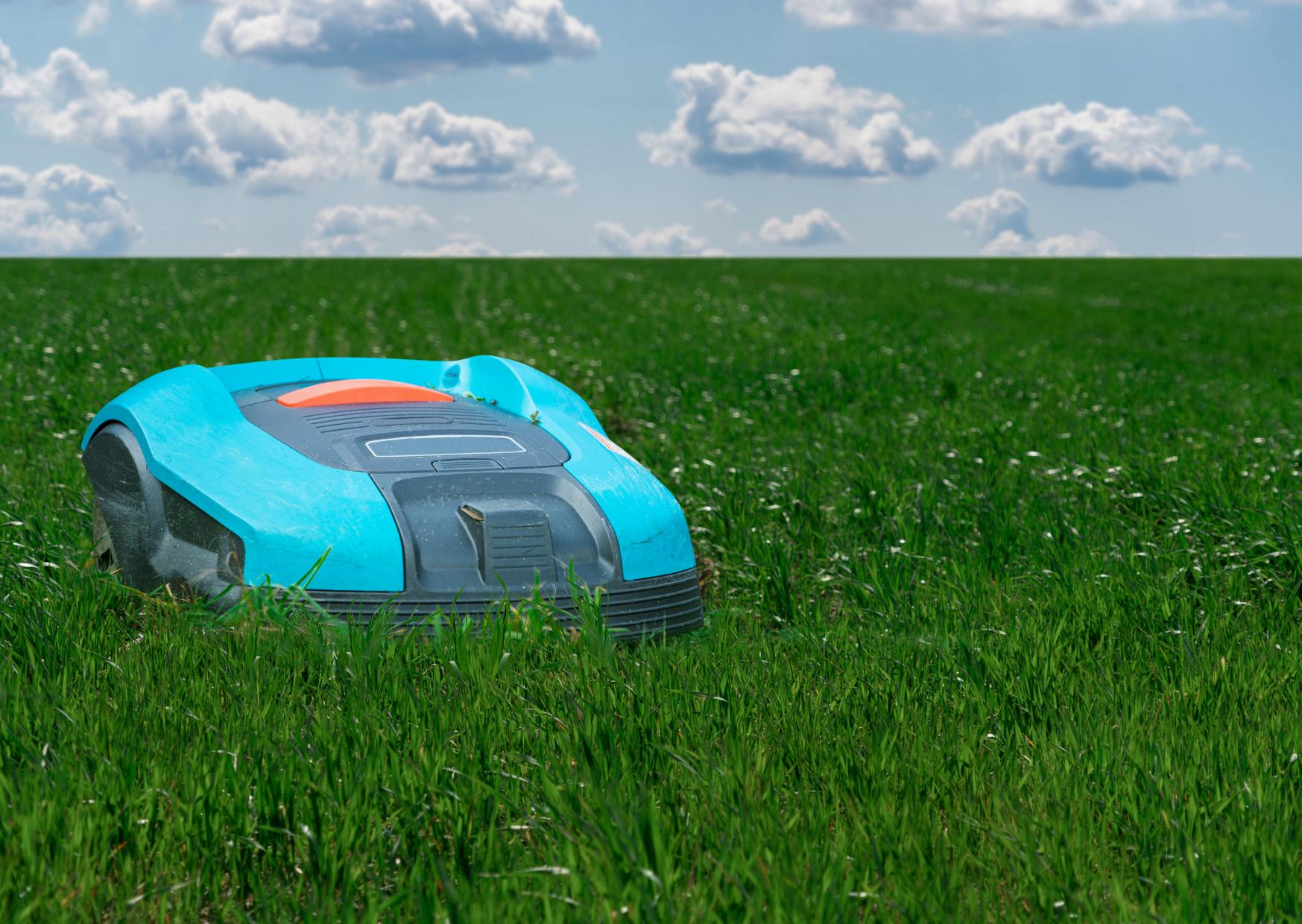 Photo of Smart Robot Lawnmowers