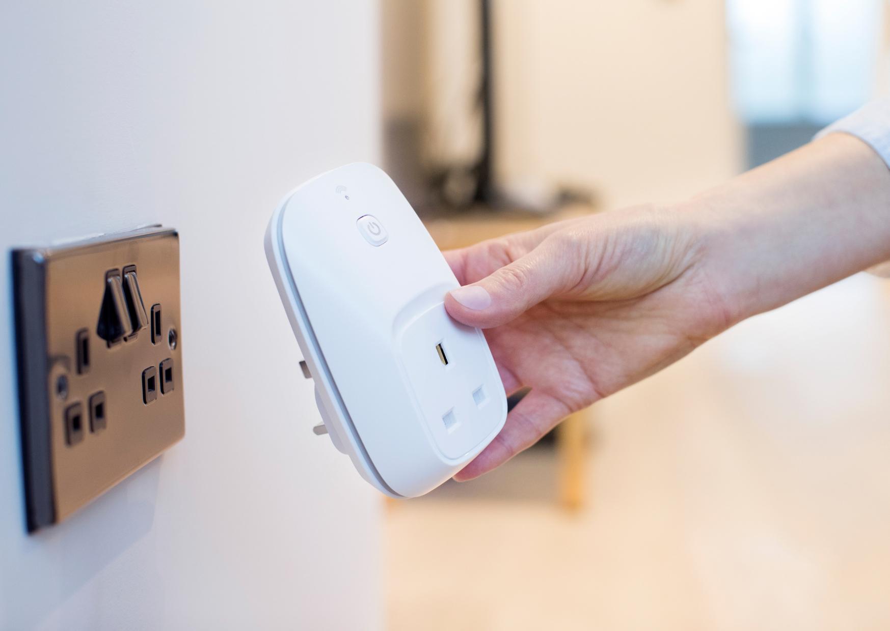 How to set up alexa smart plug
