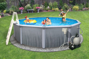 What is the Average Cost of an Above Ground Pool?