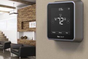 Photo of honeywell smart thermostats