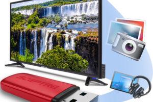 Can You Plug a USB Flash Drive into a Smart TV?