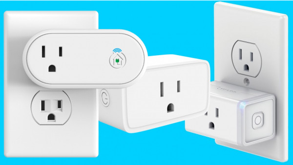 Photo of different best smart plugs
