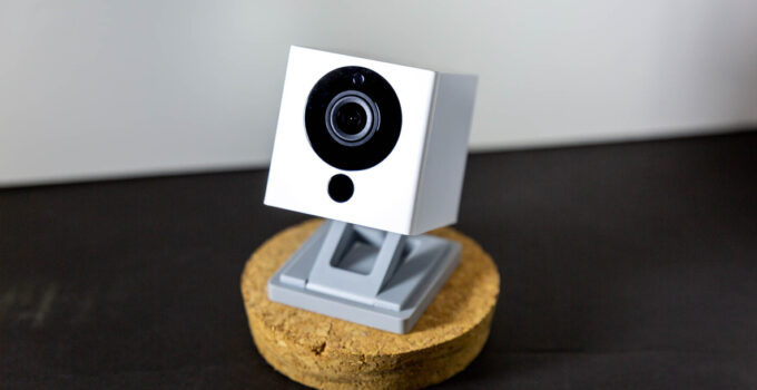 Photo of wyze cam