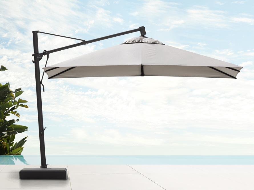 Photo of outdoor umbrellas