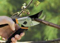 How to Sharpen Fiskars Pruning Shears
