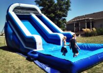 How to Keep an Inflatable Water Slide Safe