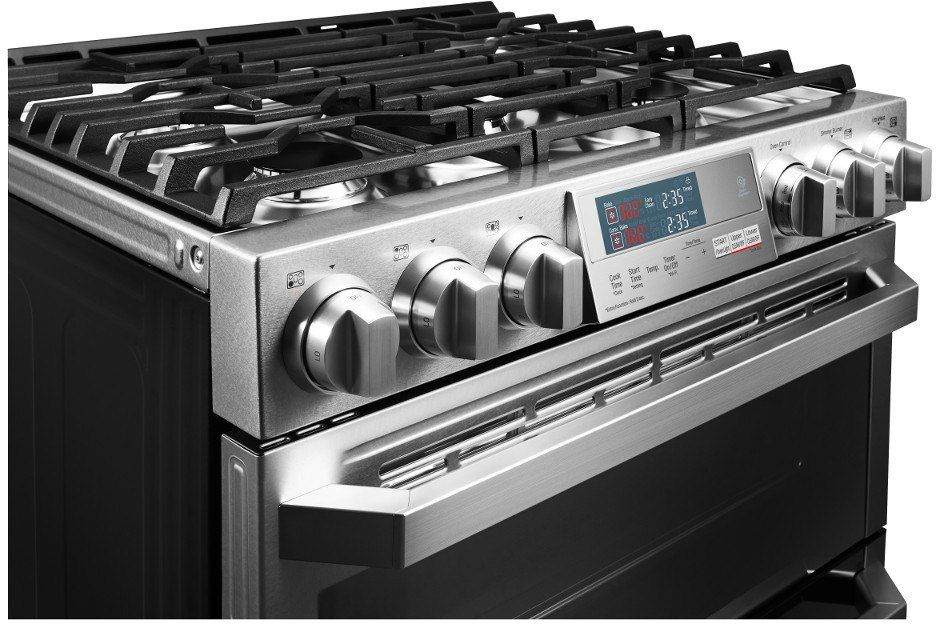 Photo of Smart gas range