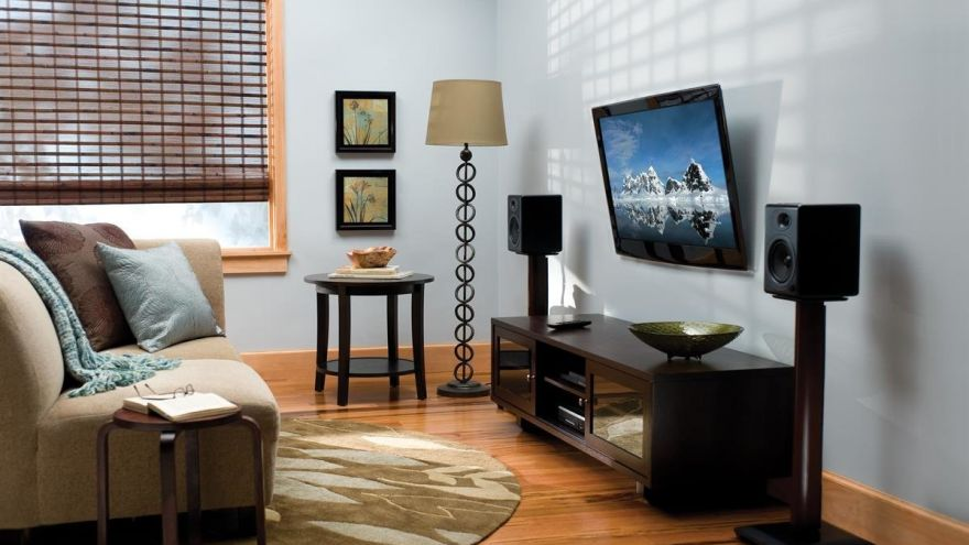 Photo of multi room audio system