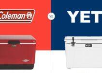 Yeti Cooler vs. Coleman Comparison