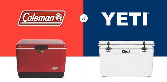 Photo of Yeti Cooler vs. Coleman