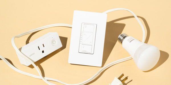 Photo of smart bulb and smart plug