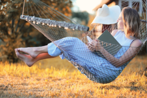 How to Hang a Hammock in Your Backyard