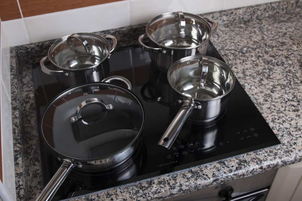 Pans for Glass stove tops