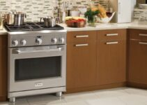 Does depth of stove include handle?