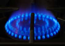 Is it safe to heat house with gas stove