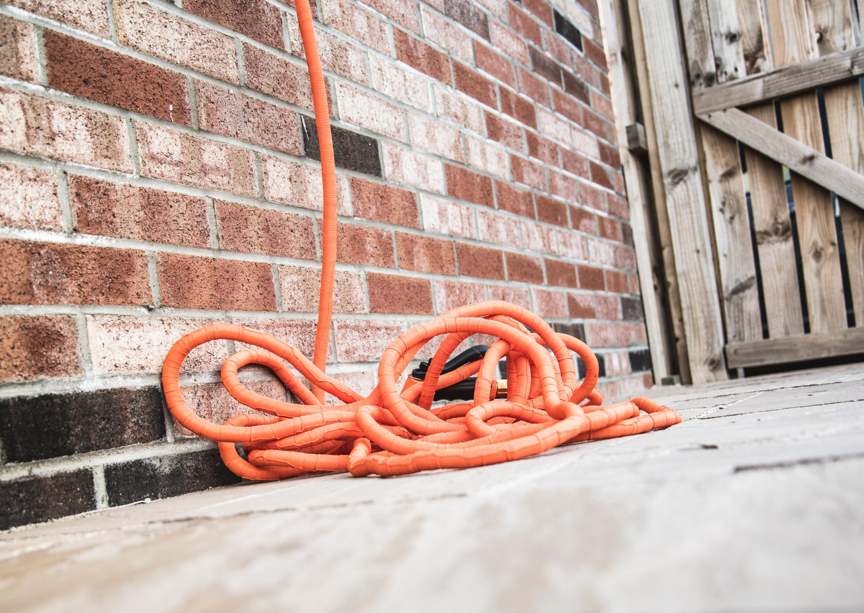 Photo of Expandable hose