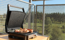 Photo of outdoor grill