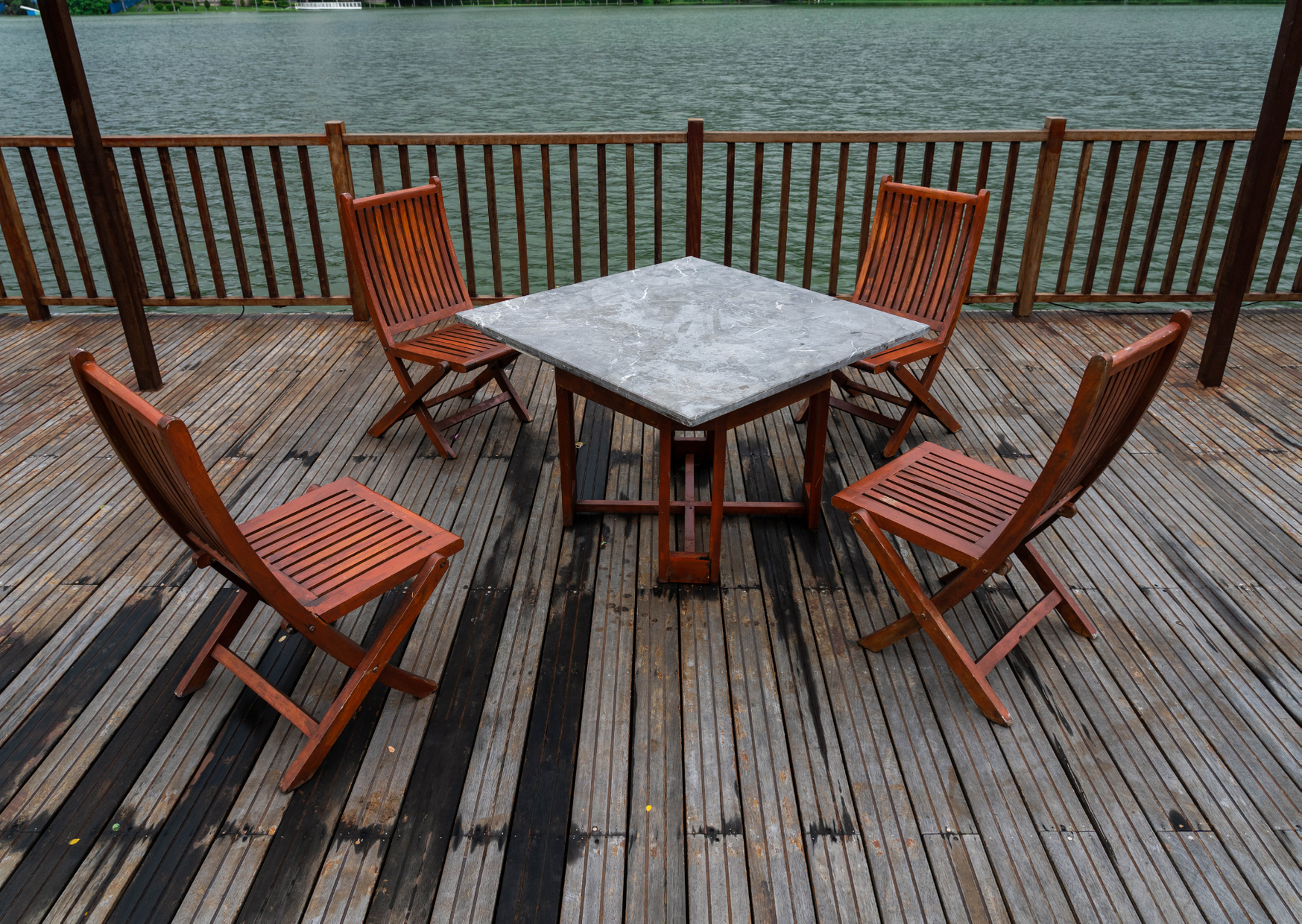 Photo of Outdoor Dining Table