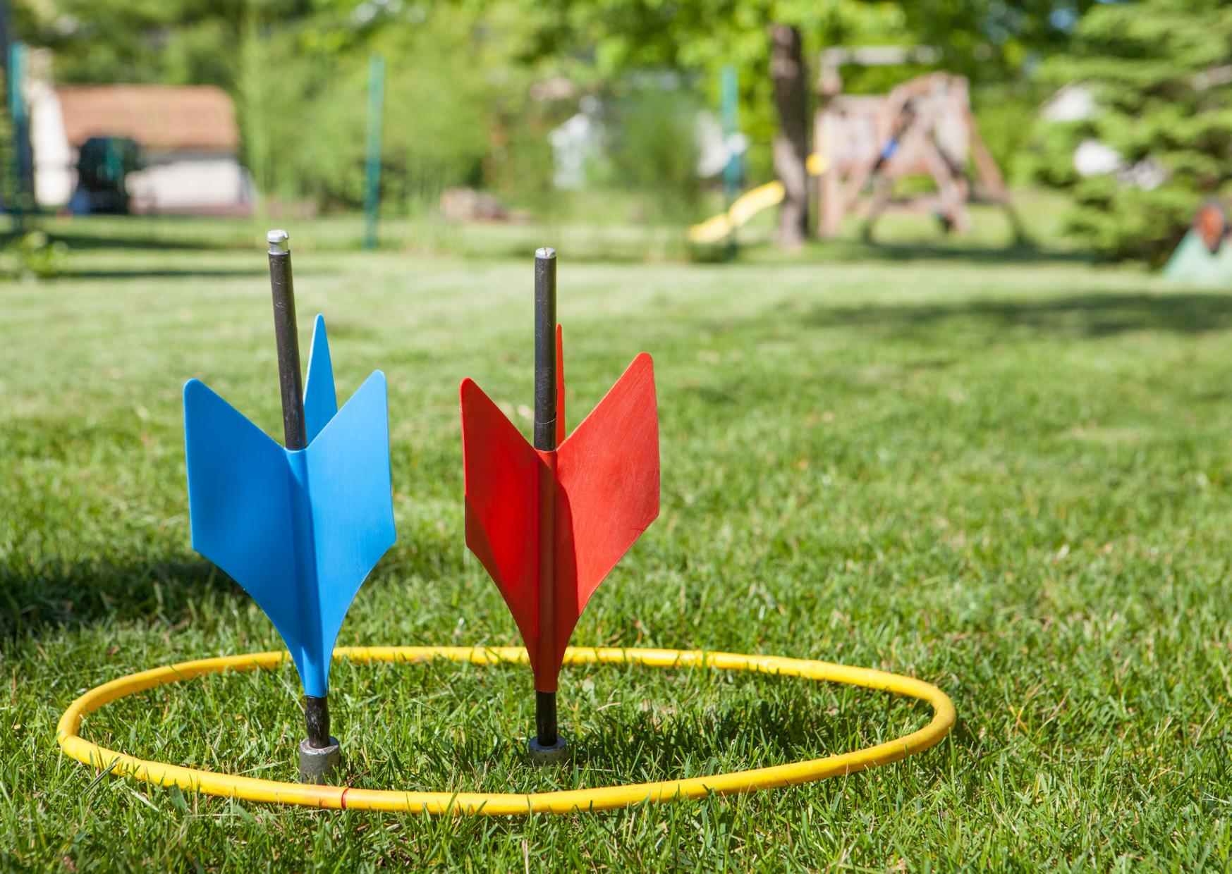 Photo of Outdoor Lawn Darts