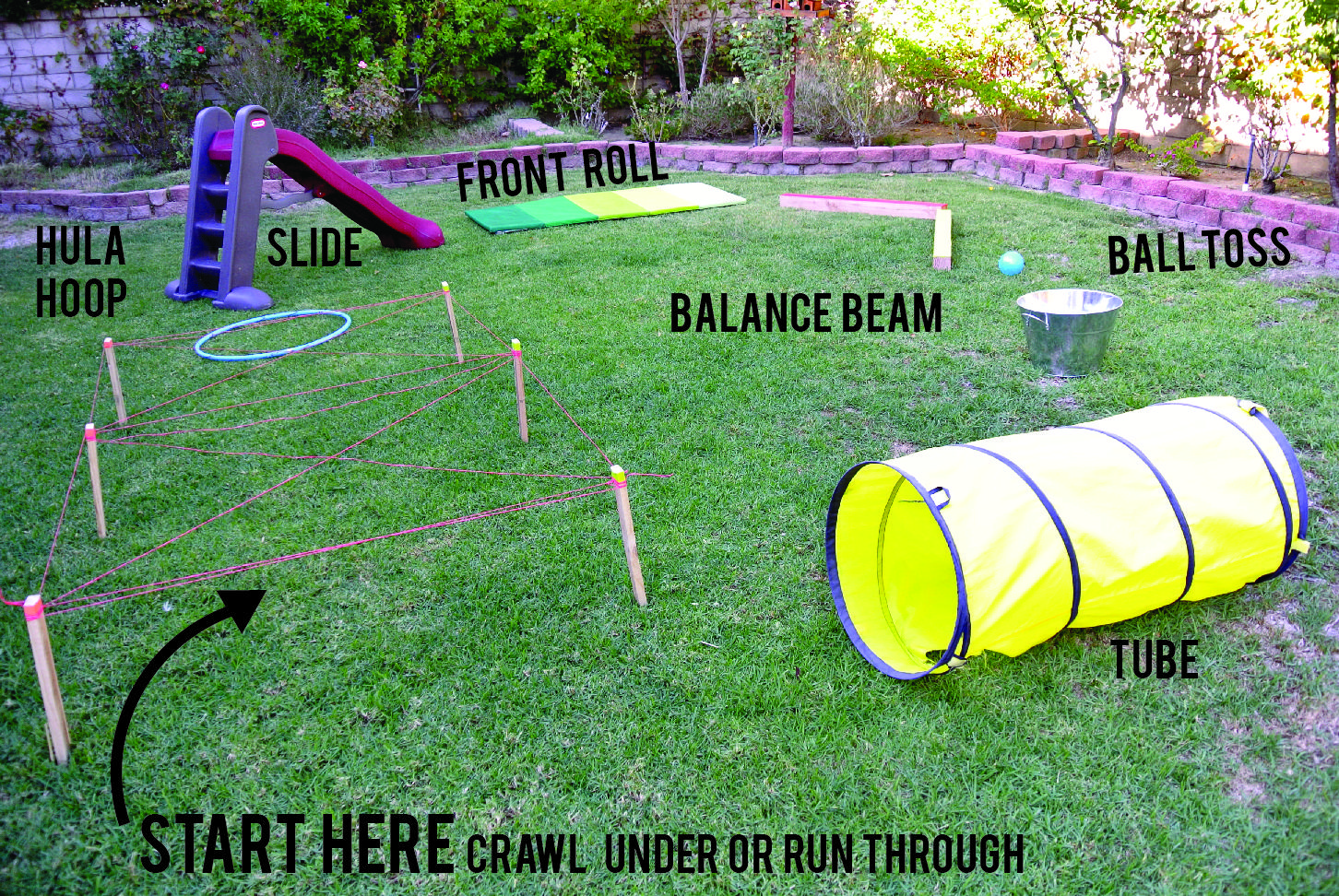 fun things to do in your backyard when your bored