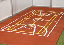 Backyard Sport Court Sizes