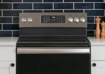 Who makes drop-in electric ranges?