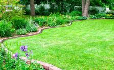 Photo of Garden Have stone edging