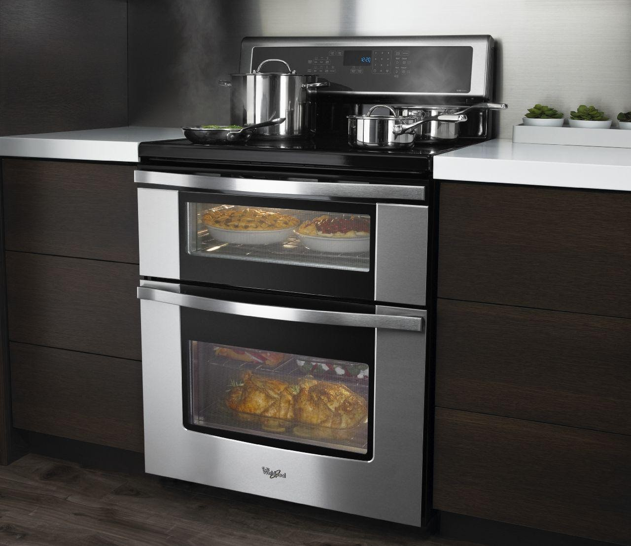 Photo of Double oven