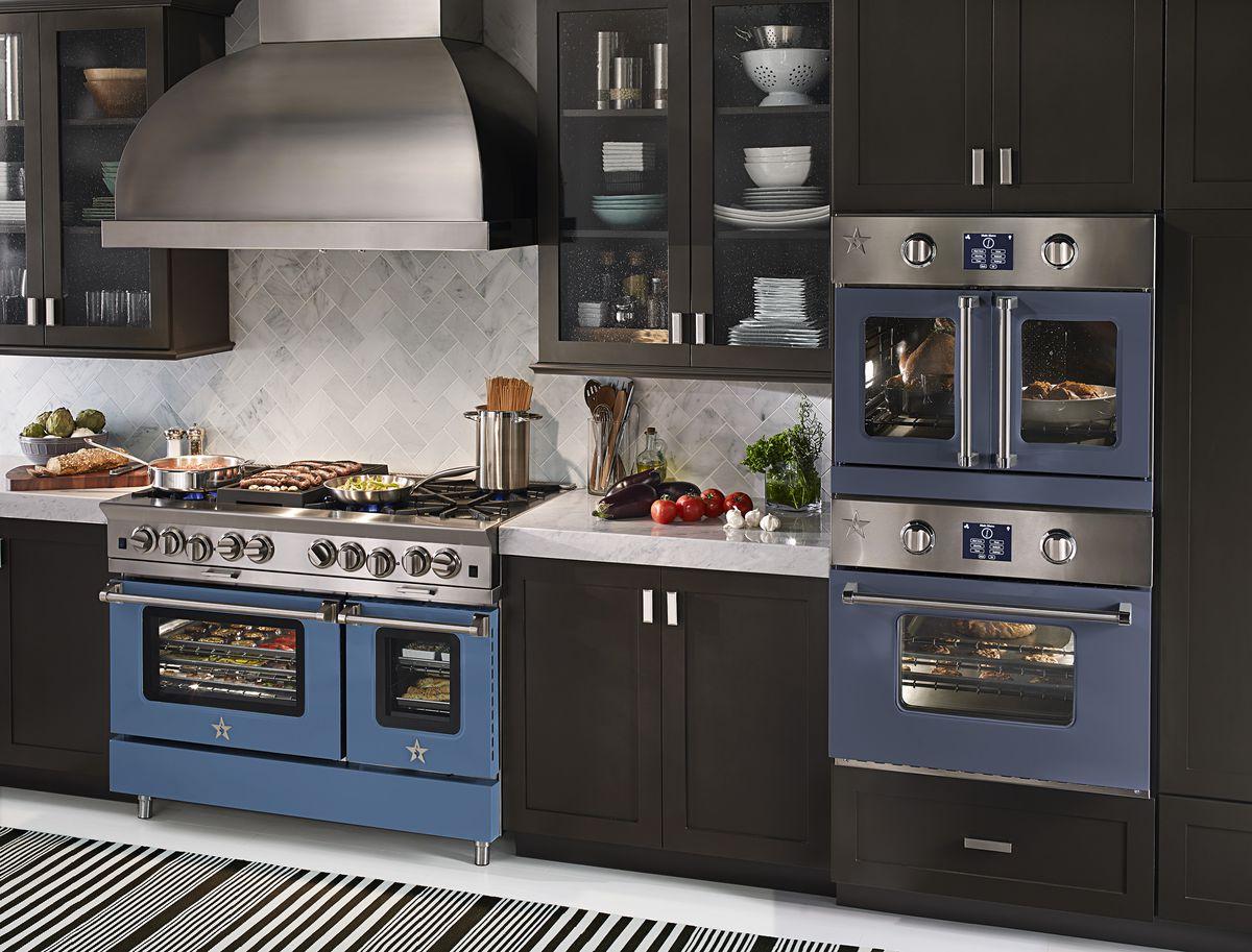 Kitchen have a pro style range