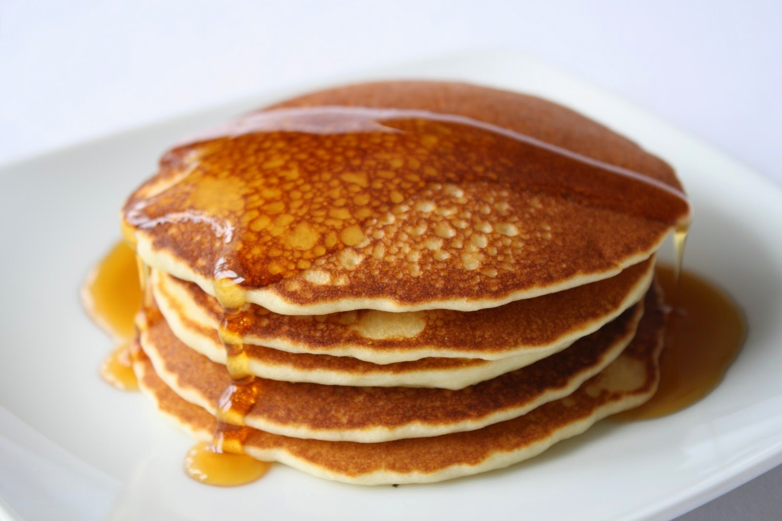 Photo of Pancakes of Best Things to Cook on an Outdoor Griddle