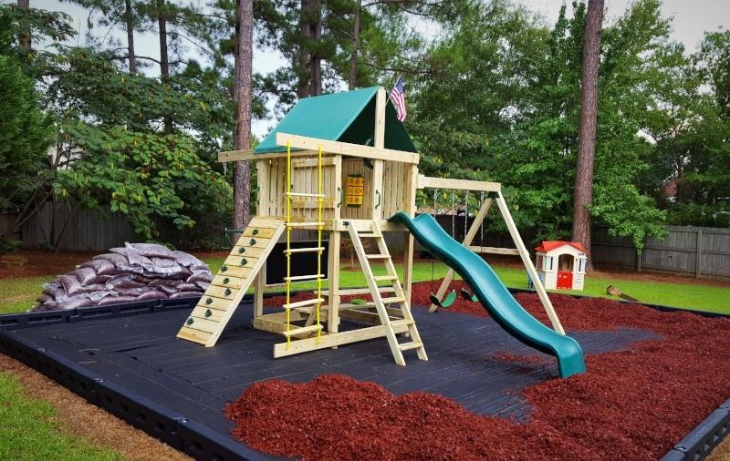 Photo of Backyard fun