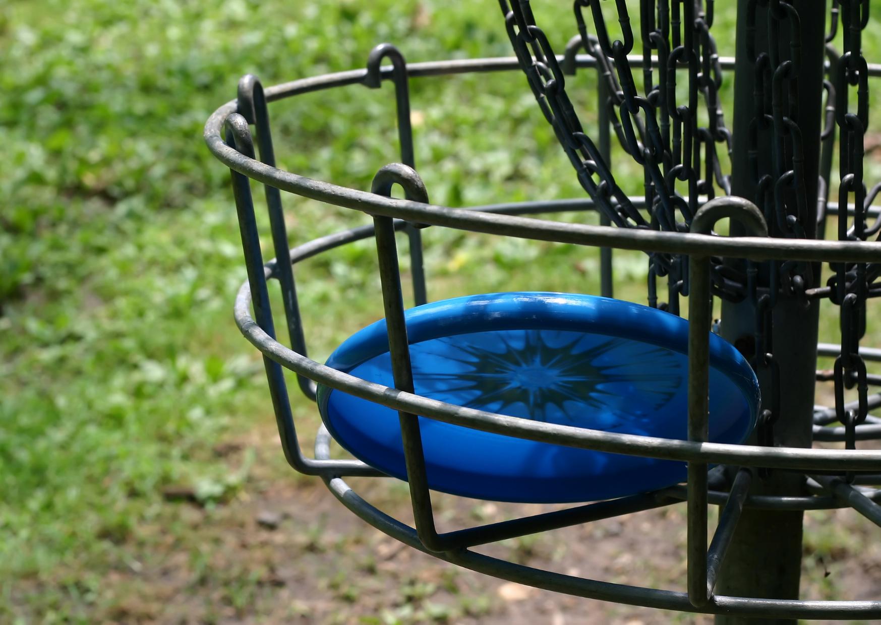 Photo of Frisbee Golf