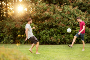 Play Sunday Lawn Games (Not the Mobile One)