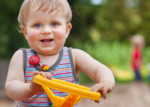 Backyard Activities for 1-Year-Olds