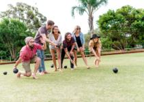4 Alternative Lawn Bowls Games