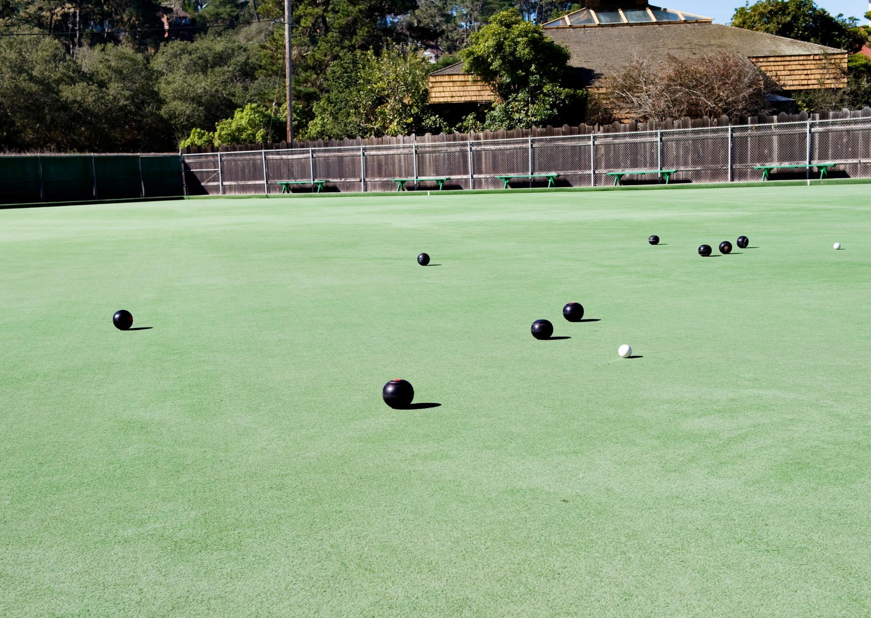 Spider lawn bowls of 4 Alternative Lawn Bowls Games