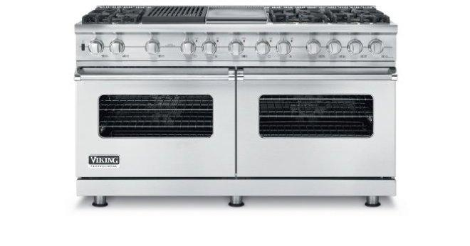 Viking Professional Custom Series of What stoves do chefs use at home?