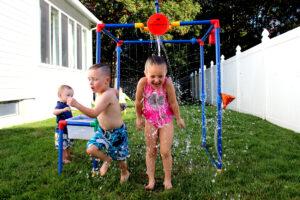Buckets of Fun 6-in1 Backyard Waterpark