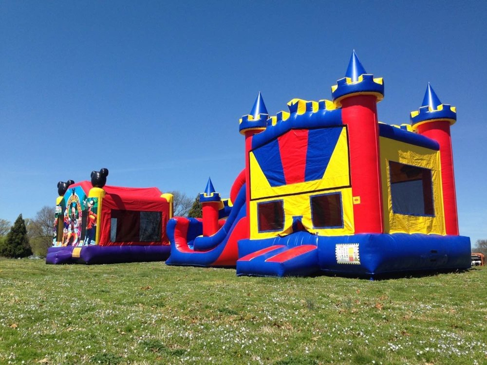 Photo of Bounce house of Air Fun Backyard Jumping Castle Rentals