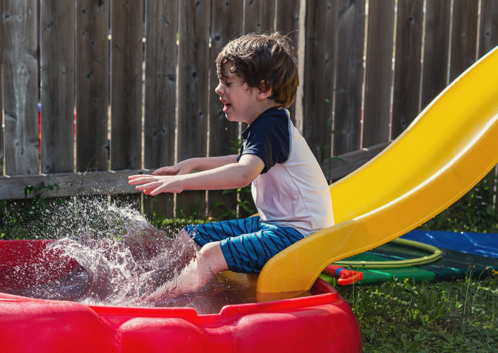 Splash n fun backyard blast water park big lots