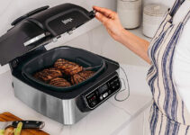 Looking for a Smokeless Indoor Grill With a Free Air Fryer?