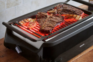 How to Clean a Philips Indoor Smokeless Grill
