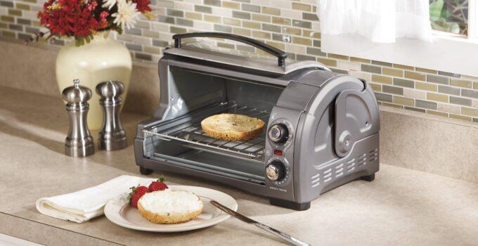 Photo of hamilton beach easy reach toaster oven